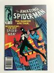 The Amazing Spider-Man #252 - Ties With Marvel Team-Up #141
