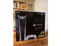 ps5 digital edition playstation 5