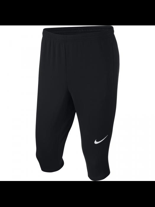 New Nike Academy 18 Training 3/4 Pant Men's Medium Black Wit