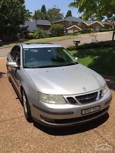 2004 Saab 9-3 Sedan West Pennant Hills The Hills District Preview