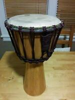 Djembe - Handmade with love in Montreal