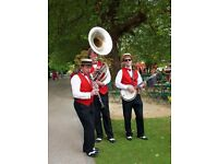CLARINET PLAYER wanted for SWING JAZZ TRIO