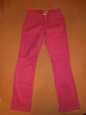 Rosa Rose Denim (Jeans pink Gr. 34 XS S colored Denim you gerades bein straight rosa rose)