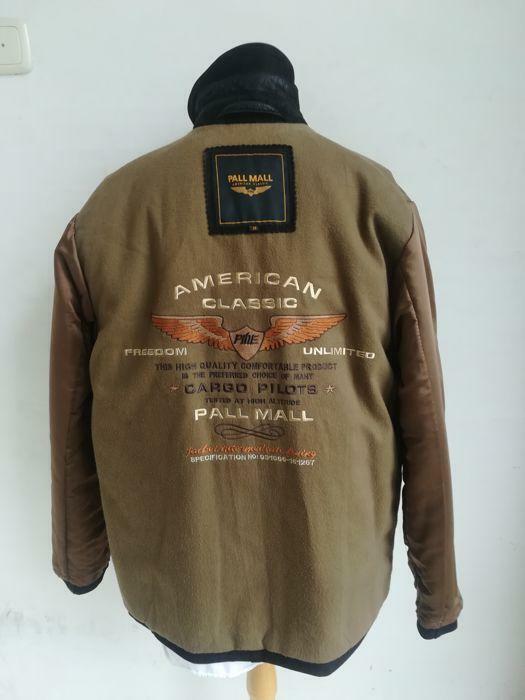 8025b27f51d Pall Mall - Leren jas | 2dehands.be