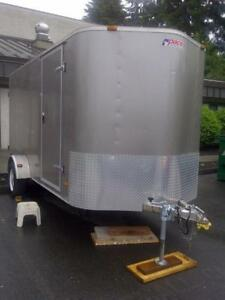 Kitchen and Storage Trailer for Rent