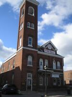 Two Bedroom Apartment Downtown Orillia Historic Firehall