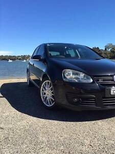 2008 Volkswagen Golf Turbo Supercharged 170HP Greenwich Lane Cove Area Preview