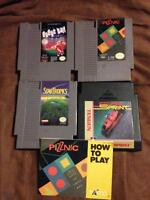 Selling 4 NES Games!