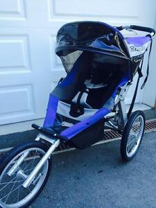 Chariot Cavalier Jogging Stroller. Awesome Stroller!
