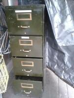 Filing Cabinet - Excellent Condition, 4-drawer
