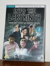 Into the Labyrinth dvd Ron Moody Pamela Salem Officer Cardinia Area Preview