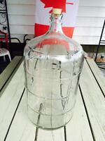 6 gallon Wine / Beer Carboy $25