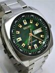 "Seiko - ""NO RESERVE PRICE"" ""Racing Green Square"" - Recraft S"