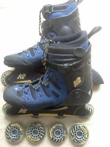 Mens K2 Inline Soft Boot