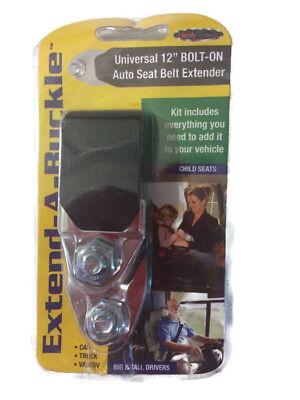 Seat Belt Extender Universal Bolt In 12
