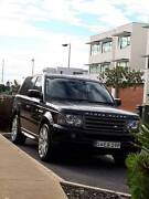MY07 Metallic Midnight Black Range Rover Sport TDV6 Semaphore Port Adelaide Area Preview