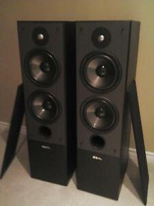 SOUND DYNAMICS R818 SPEAKERS - made in Canada
