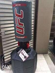 UFC Standing punching bag