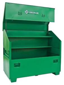 Greenlee Job Box  Slant Model # 3660