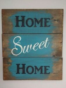HAND PAINTED RUSTIC WOOD SIGNS Peterborough Peterborough Area image 8