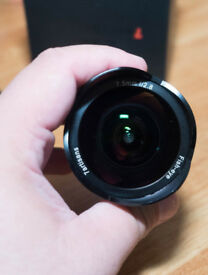 7 Artisans 7.5mm f2.8 - Micro Four Thirds Fit
