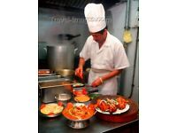 Indian curry chef(wanted to move London )