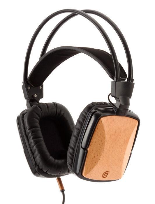 Griffin Woodtones Budget On-Ear Headphones