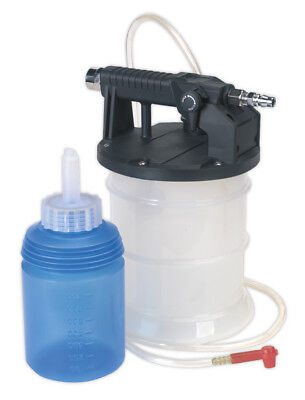 WORKSHOP VACUUM BRAKE & CLUTCH BLEEDER 2LTR FROM SEALEY VS0203 SYP