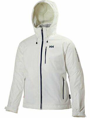 Helly Hansen Men's Motion Jacket, White, Small