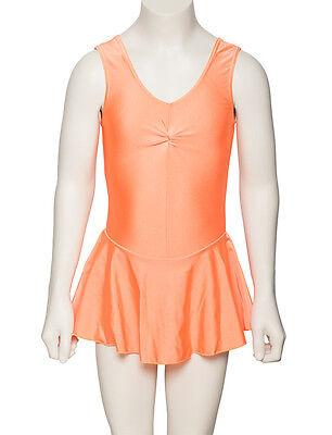 Mädchen Kinder Halloween Hexe Pumpkin Ghost Kostüm Outfit KDR005 Alle - Rosa Cheerleader Kind Kostüm