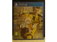 FIFA 17 - PS4 *LIKE NEW CONDITION*