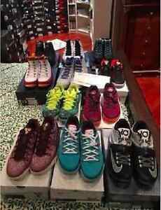 Nike Kobe 9, KD 7 , Jordan 9 & 7 all sz 13, DS w/receipt