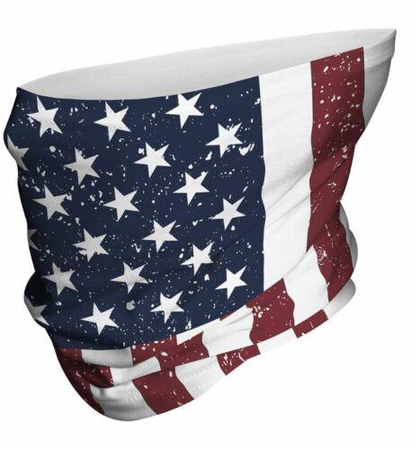 AMERICAN FLAG GATOR FACE MASK MISC20
