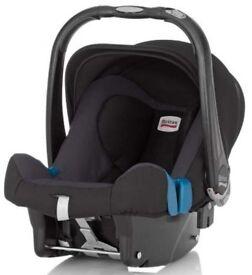Britax Baby-Safe plus SHR ll Infant Car Seat