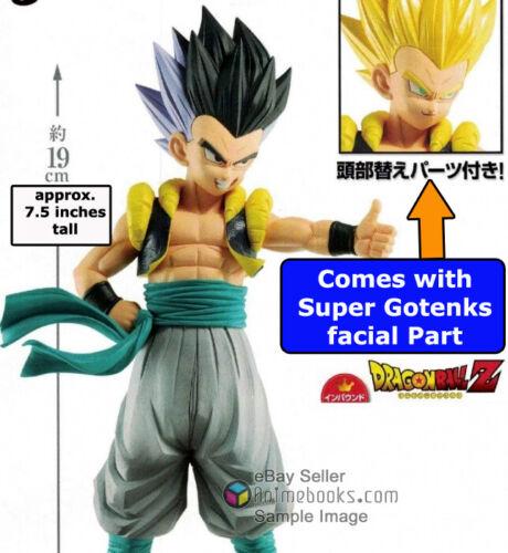 Dragon Ball Z Super Gotenks Resolution of Soldiers Grandista Figure by Banpresto