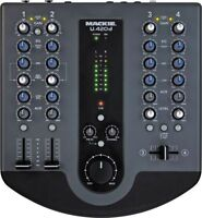 Mackie U.420d 4-channel Mic/line Mixer New,ON Sale,Store Closing