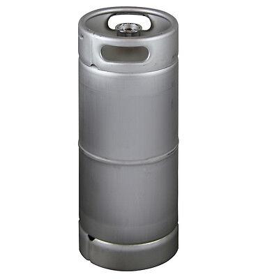 New Kegco 5 Gallon Commercial Draft Beer Keg - Drop-in D System Sankey Valve