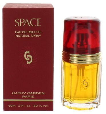 Space by Cathy Carden For Women 2 oz Eau de Toilette Spray New In Box SEALED