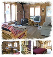 Cozy cottage for rent-Enjoy Christmas at the Cottage