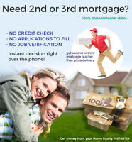 Need 2nd or 3rd Mortgage? Contact Mortgage Power Canada