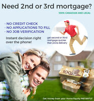 """""""Need 2nd or 3rd Mortgage? Contact Mortgage Power Canada"""""""