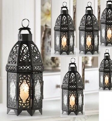 Wedding Lantern Centerpieces (Lot 6 Enchanting 12