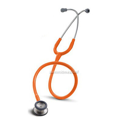 3m Littmann Classic Ii Pediatric Stethoscope - Orange 2155