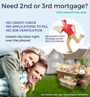""" Need 2nd or 3rd Mortgage ? Contact Mortgage Power Canada """