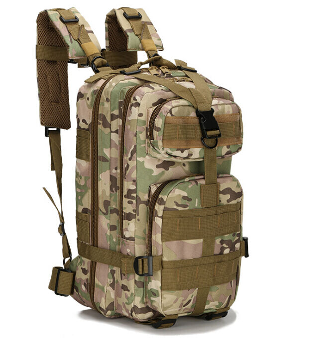 8L/10L/30L/55L/80L Outdoor Military Tactical Camping Hiking Trekking Backpack  30L Scorpion w2 OCP