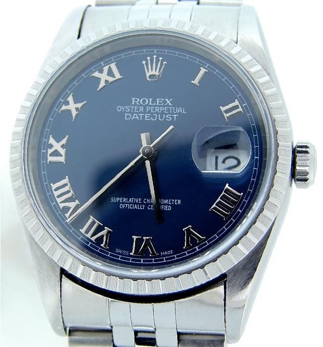 Rolex Datejust Mens 2000
