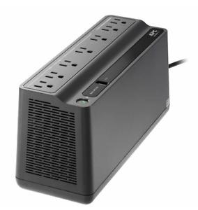 APC BN650M1-CA Back-UPS 650 VA, 7 Outlet