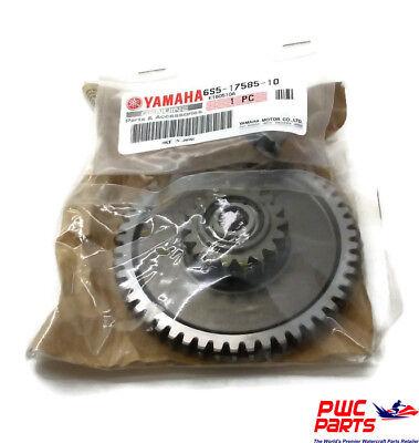 YAMAHA OEM Drive Gear & Collar 6S5-W1783-20-00 2013-2015 FX FZR FZS + Jet Boats