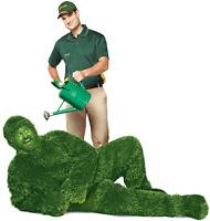 Lawn care technician