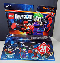 LEGO DIMENSIONS: DC Comics Team Pack Woodville Charles Sturt Area Preview